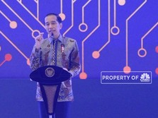 Tekan CAD, Jokowi Akan 'Ganggu' Pihak yang Senang Impor