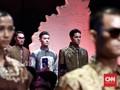 FOTO: Jiwa Iwan Tirta dalam Koleksi Batik 'Mataguru'