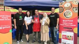 Join GoFood, RM Padang di Bandung Jual 1.000 Porsi Per Hari