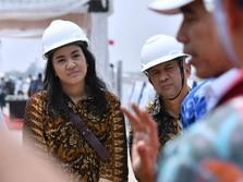 Putri Tanjung Buka Suara Soal Kesibukan Jadi Stafsus
