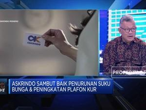 Askrindo Optimis Penurunan Suku Bunga Dorong Peningkatan KUR