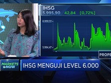 Analis: Butuh Katalis Positif Untuk Dorong Rebound IHSG