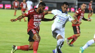 Bali United di Ambang Juara Liga 1 2019