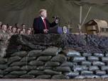 Intip Cara Trump Rayakan Thanksgiving di Afganistan