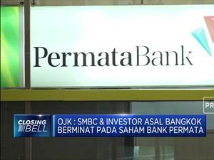 Ini 2 Calon Investor yang akan Ambil Saham Bank Permata