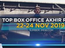 Deretan Box Office Akhir Pekan Ini