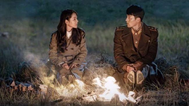 5 Drama Korea Tentang Korea Utara, Crash Landing on You