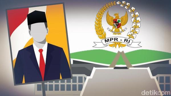 Wacana Presiden Dipilih MPR