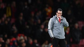 Kalah di Liga Europa, Emery di Ambang Pemecatan Arsenal