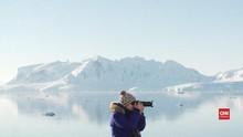 Lubang Ozon Kutub Selatan Menciut, Membesar di Kutub Utara