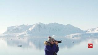 VIDEO: Fakta Unik Wisata di Antartika