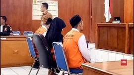 VIDEO: Sidang Dakwaan Tiga Pemeran Video Asusila Garut