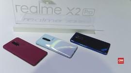 VIDEO: Jagoan Baru Realme, X2 Pro Layar Anti Lemot 90 Hz