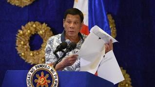 Filipina Putuskan Keluar dari Kerja Sama Militer dengan AS