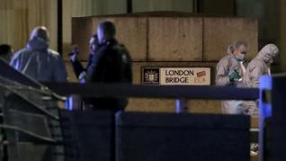 FOTO: Teror Penikaman di London Bridge