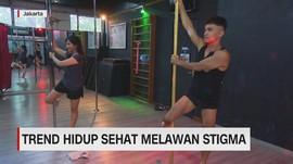 VIDEO: Trend Hidup Sehat Dengan Pole Dance