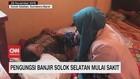 VIDEO: Pengungsi Banjir Solok Selatan Mulai Sakit