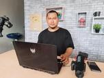 Ini Wahyudi, Dulu Pedagang Kali Lima, Kini YouTuber Terkenal