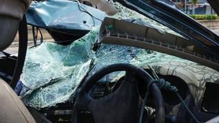 Kronologi Kecelakaan Beruntun di Tol Layang Jakarta-Cikampek