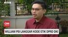 VIDEO: William PSI Bicara Soal Pelanggaran Kode Etik