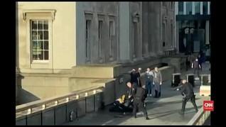 VIDEO: Detik-detik Penikaman di London Bridge