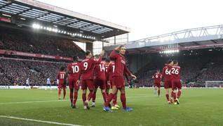 Mantan Bintang MU: Everton Bisa Hentikan Liverpool