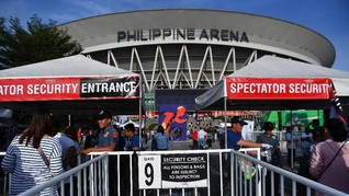 Badai Dekati Filipina, Sejumlah Pertandingan SEA Games Batal