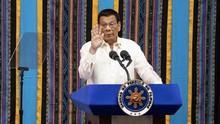 Presiden Filipina Perintahkan Tembak Mati Pelanggar Karantina