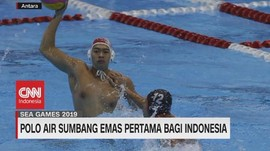 VIDEO: Polo Air Sumbang Emas Pertama Bagi Indonesia