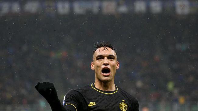 Inter Gusur Juventus dari Puncak Klasemen Liga Italia
