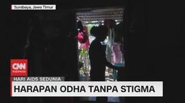 VIDEO: Harapan ODHA Tanpa Stigma