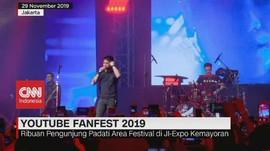VIDEO: Keseruan Youtube Fanfest 2019 di Jakarta