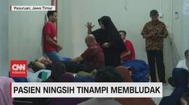 VIDEO: Pasien Ningsih Tinampi Membludak Hingga Tahun 2021