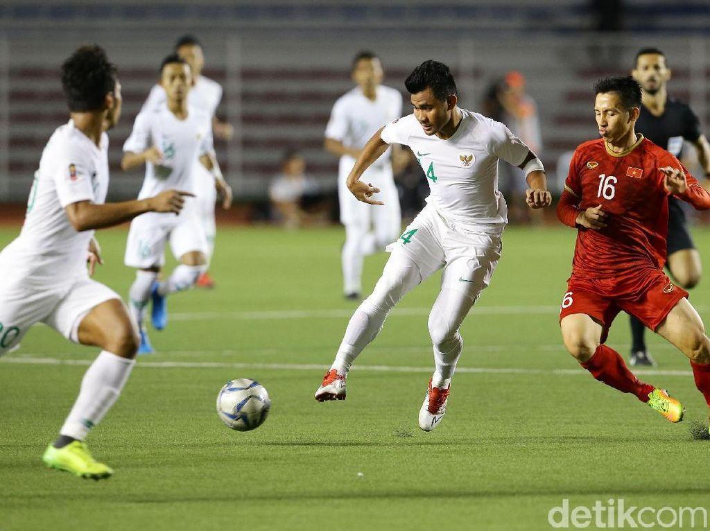 Kemenangan ini membuat Vietnam berada di urutan teratas dengan sembilan poin.