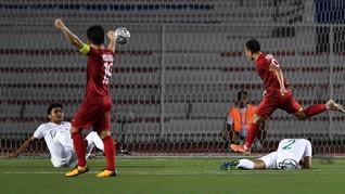 Final SEA Games: Vietnam Tak Pernah Kalah di 2019