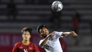 Indonesia vs Vietnam, Pertemuan Pertama di Final SEA Games