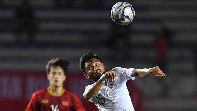 Indonesia vs Vietnam, Pertemuan Pertama di Final SEA Games