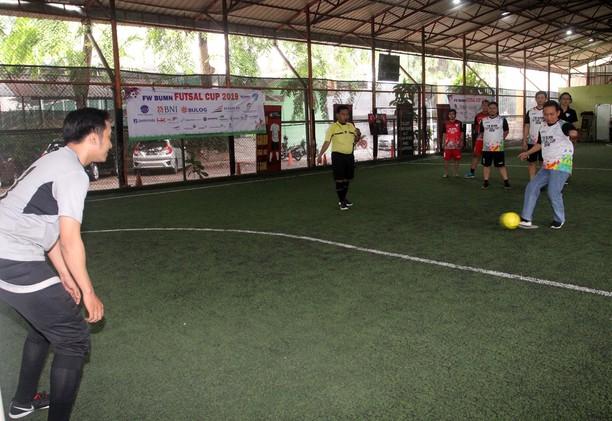 BUMN Futsal Cup 2019
