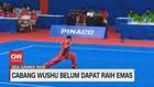 VIDEO: Cabang Wushu Belum Dapat Raih Emas