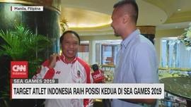 VIDEO: Menpora Optimis Target Sea Games 2019 Tercapai