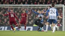 Liverpool Tim 'Paling Bersih' di Liga Inggris Musim Ini