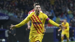 3 Alasan Messi Bisa Pindah ke Inter Milan
