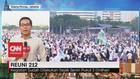 VIDEO: Massa Reuni 212 Mulai Padati Kawasan Monas