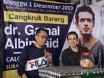 dr Gamal, Mantan Jubir Prabowo-Sandi Maju Pilwali Surabaya