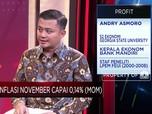 Bedah Inflasi, Ekonom Sebut Penting Jaga Stabilitas Harga