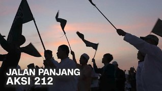 VIDEO: Jalan Panjang Aksi 212