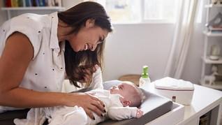 Mengasuh Anak, Solusi Diet Para Ibu