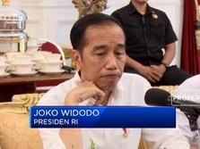 Ekonomi Melambat 5,02%, Jokowi: Jangan Kufur Nikmat!