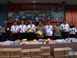 18 Ribu Smart Phone Ilegal Disita Polisi di Jakarta Utara