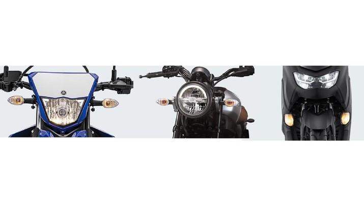 PT Yamaha Indonesia Motor Manufacturing (YIMM) meluncurkan tiga model baru, yakni All New Yamaha NMAX, XSR 155 dan WR 155R.